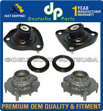 PORSCHE 997 911 C4 4S FRONT Rear Upper Suspension Strut Shock Mount Mounts SET 6