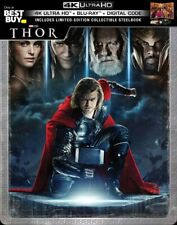 THOR SteelBook (4K Ultra HD + Blu-ray) Marvel - VG