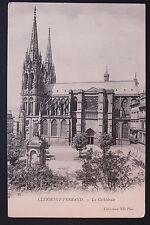 Carte postale ancienne CPA CLERMONT-FERRAND - La Cathédrale