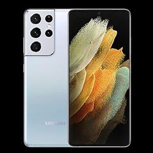 Samsung Galaxy S21 Ultra 5G 256GB / 12GB Exynos 2100 SM-G998N Factory Unlocked