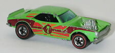 Redline Hotwheels Light Green 1974 Heavy Chevy RARE oc13113
