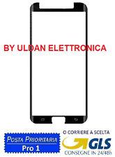 Pellicola Protettiva Vetro Glass Temperato per Samsung Galaxy S6 EDGE G925F NERO