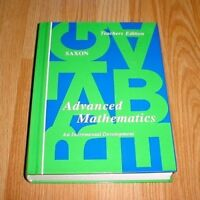 Advanced Mathematics by John Saxon