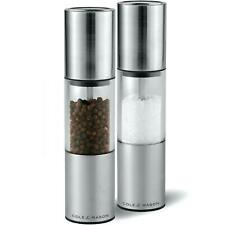 Cole & Mason Precision Grind Oslo Salt & Pepper Mill, Gift Set - Stainless Steel