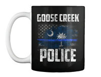 Goose Creek Police Gift Coffee Mug