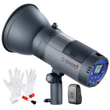 Neewer 300W Outdoor Studio Flash Strobe with Trigger Li-ion Battery Cleaning Kit