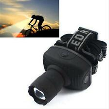 600 Lumens LED Headlight Headlamp Frontal Lantern Zoomable Head Torch Light