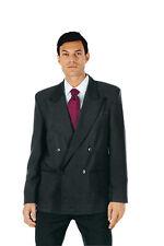 Jacket Double Chest Neck Lancia Man Waiter Isacco Man Hotel Keeper Jacket
