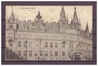 Ansichtskarte - Braunschweig - Post 1919