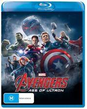 Avengers - Age Of Ultron (Blu-ray, 2015) : NEW