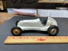 Vintage Cox Thimble Drome Special Tether Car White