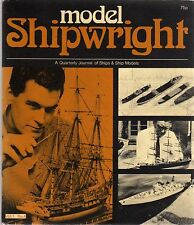 Model Shipwright No 4 (Vol. 1 No. 4) (Conway 1973 1st)