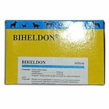 BIHELDON 50cp Praziquantel,Pyrantel pamoat for Dog and Cat BROAD SPECTRUM