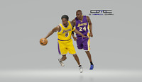 Kobe Bryant 1:6 Scale Real Masterpiece Action Figure ENTERBAY NBA Collection F/S