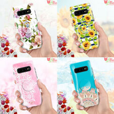 For Samsung Galaxy Note S10 S9 Plus Girls Love Cute Protective Phone Case Cover