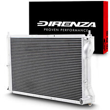 DIRENZA 40mm ALUMINIUM SPORT RADIATOR RAD FOR FIAT COUPE 2.0 20V TURBO 96-00