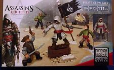 Mega Bloks Assassin's Creed Pirate Crew Collector Series Boys 10 yrs + New 2014