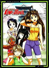 Love Hina:Complete Series. Harem Anime. New In Shrink!