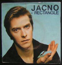 "JACNO "" RECTANGLE "" SP FRANCE N°CEL1-6201 / CELLULOID / 1979 / ELECTRO"