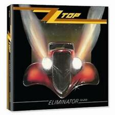 ZZ Top : Eliminator [collector's Edition Cd + Dvd] CD (2008) ***NEW***