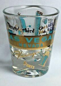 riviera casino shot glass