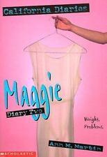 Maggie: Diary Two (California Diaries)