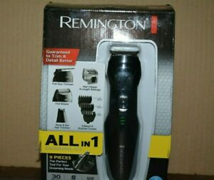REMINGTON ALL IN 1 TRIM & DETAIL GROOMING KIT 9 PIECES ULTIMATE PRECISION EASY T