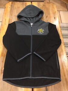 Rivarlry Threads NCAA Wichita State Shockers Hooded Fleece Jacket Size S 6/7