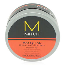 Paul Mitchell Mitch Matterial Strong Hold Styling Clay 3 Oz