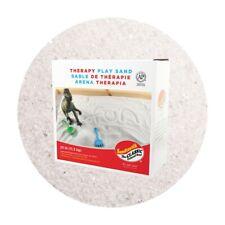 Sandastik Therapy Play White Sand - 25 Lbs