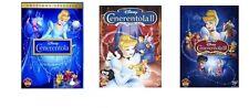 Dvd Cenerentola 1-2-3 (3 DVD) - Disney ......NUOVO