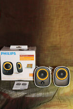PHILIPS SPA 2210 2.0 Multimedia- Lautsprechersystem