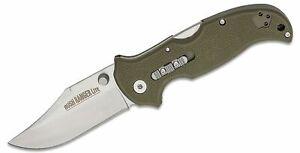 """LOCKBACK - COLD STEEL (21A) - BUSH RANGER LITE pocket knife blade 3.5"""""""