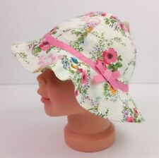 NEXT Girls' Floral Baby Caps & Hats