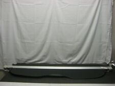 2009-2013 SUBARU FORESTER OEM REAR CARGO COVER PRIVACY SHADE RETRACTABLE BLACK
