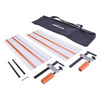 Evolution Power Tools ST1400 Circular Saw Guide Rail/Track Fits Makita, Bosch,