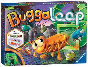 21337 Ravensburger Buggaloop Robotic Bug Family Fun Game Children Age 6+