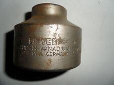 HEYCO No.100 SOCKET SPANNER, SIZE; 1,1/4W CHR VAN 3/4''DRIVE GERMANY; BIG SOCKET