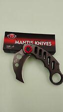 High Quality karambit Mantis  Knife MK2(MK-2)