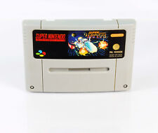 Super R-Type (Super Nintendo/SNES) * módulo top * * * PAL