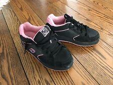 Spinners Skate Shoes, ,Wheelie/Heelie type, Black/Pink S Girls z 5