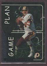 BRAD JOHNSON 1999 LEAF ROOKIES & STARS GAME PLAN MINT SP REDSKINS /2500 $8