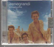 IRENE GRANDI PRIMA DI PARTIRE CD  F.C. SIGILLATO!!!