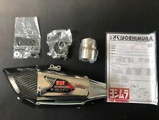 YOSHIMURA terminale Street Sport R-11 SQ acciaio per Suzuki GSX-R 1000/R 17-19