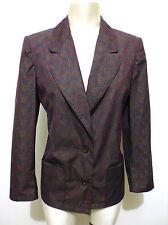 PANCALDI VINTAGE '80 Giacca Donna Cotone Woman Cotton Jacket Sz.M - 44