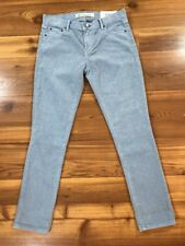 Gap 1969 Womens Jeans Size 25 Best Girlfriend Corduroy Pants Blue NWOT