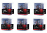 (6) Ultra Pro Toploader Box Clear Card Storage Box For Topload/One Touch Holders