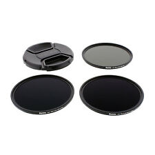 Haida 72mm Slim PROII Neutral Density MC ND Filter Kit 8x 64x 1000x and Lens Cap