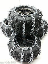 4 HD RC Snow Chains. Traxxas 4973 4983A Tire 6.3x3.5-3.8 E-Maxx T-Maxx Revo Summ