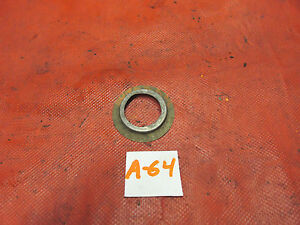 Sunbeam Alpine Original crankshaft front slinger, VGC!!